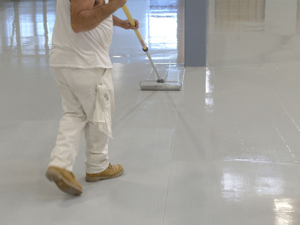 Epoxy Floor Coatings Industrial