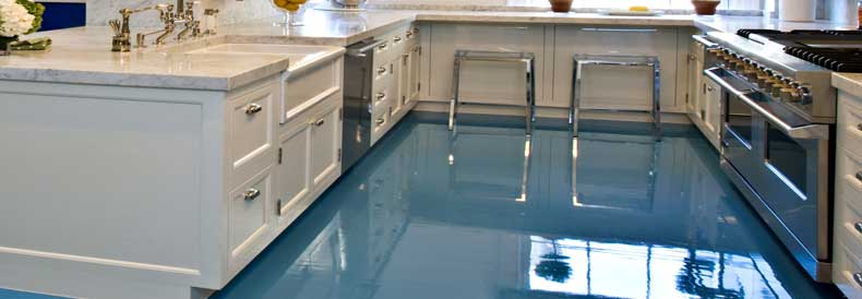 Kitchen Epoxy Flooring