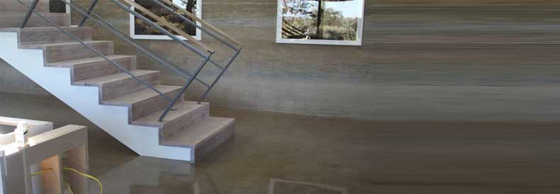 Polished Concrete Contractors