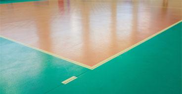 Rubber Floor Coatings